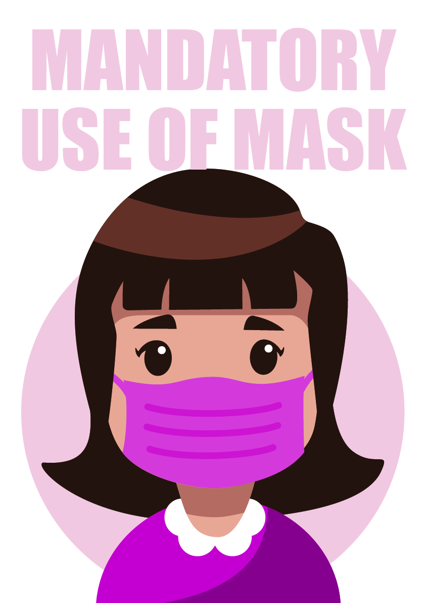 Mandatory use of Mask 5