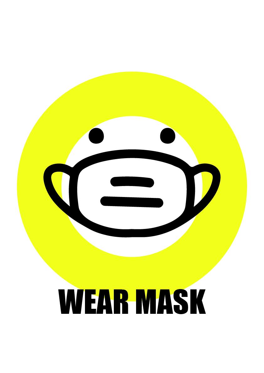 wear mask 1