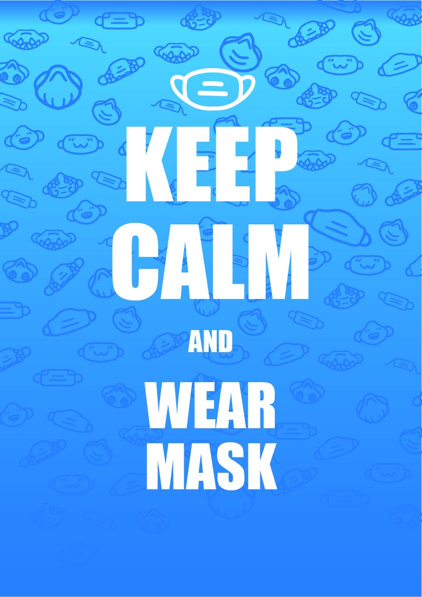 wear mask 3