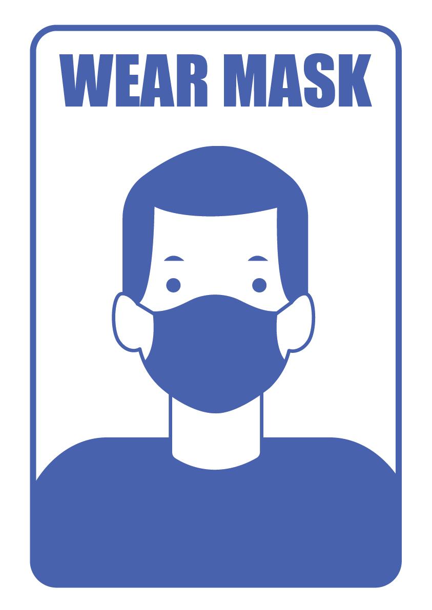 wear mask 5