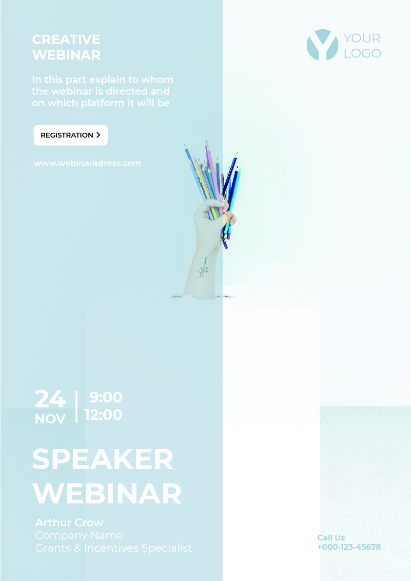 free poster creative webinar 03