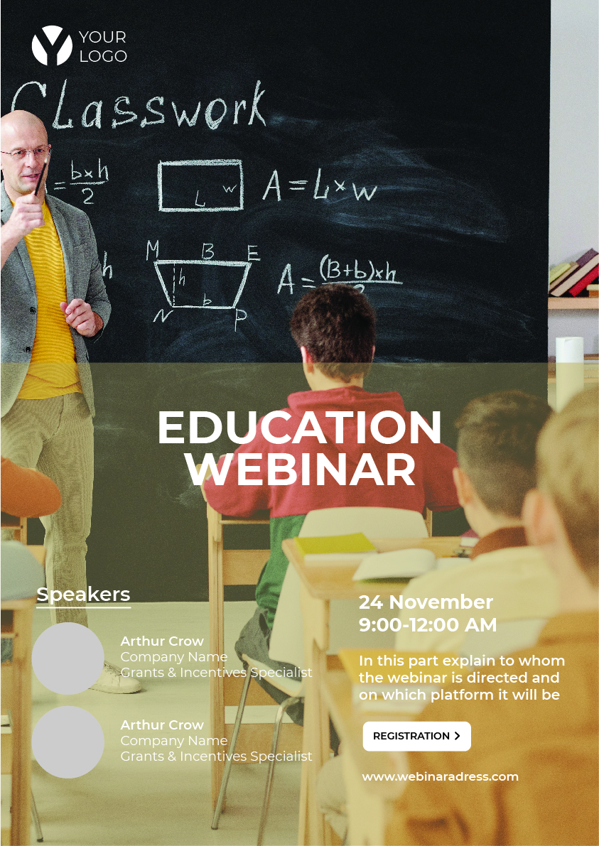 free poster education webinar 01