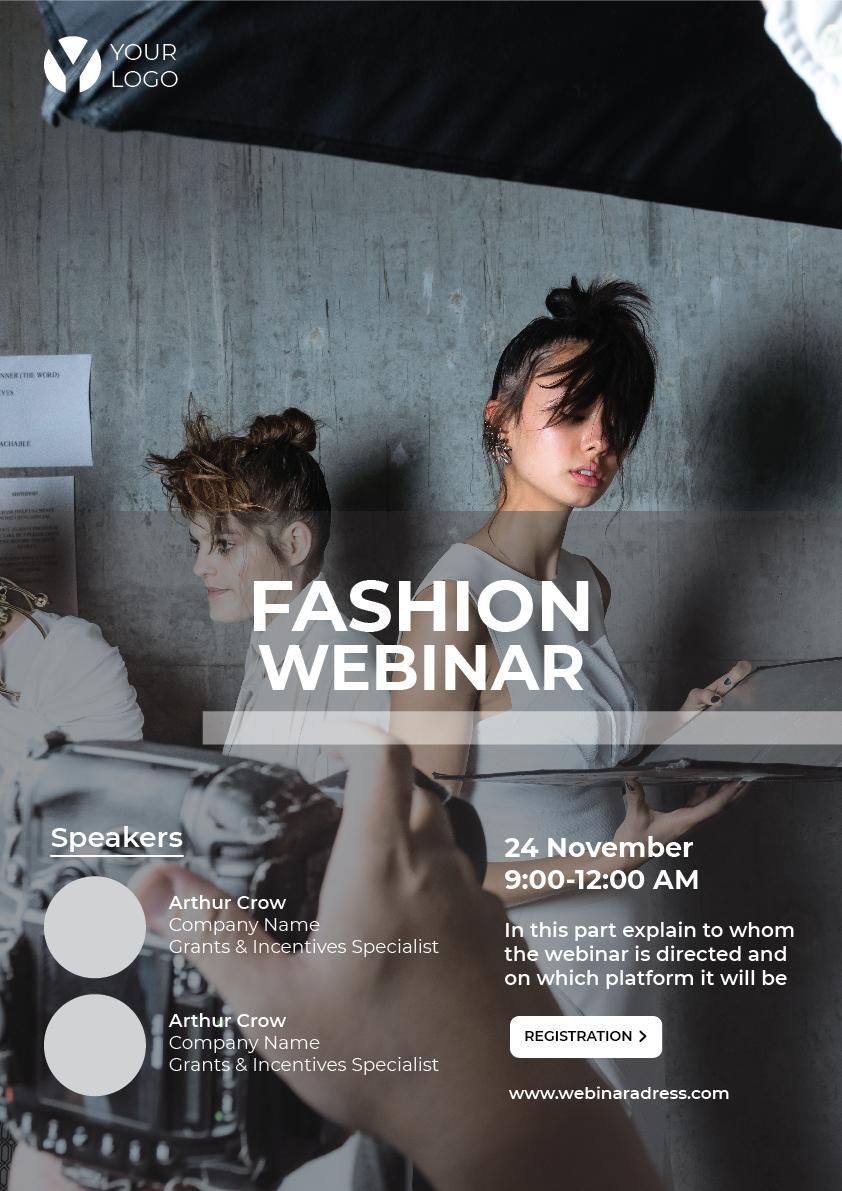free poster fashion webinar 03