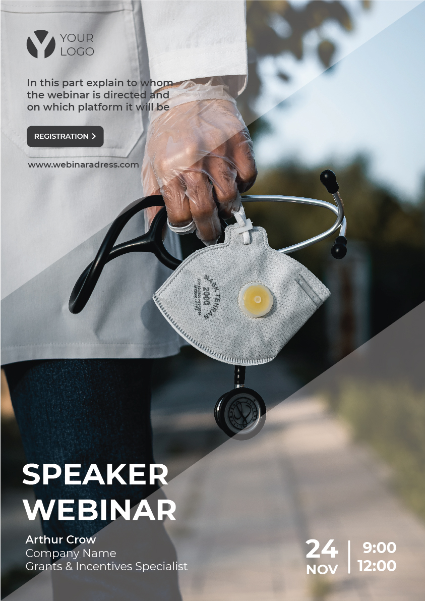 free poster medical webinar 03