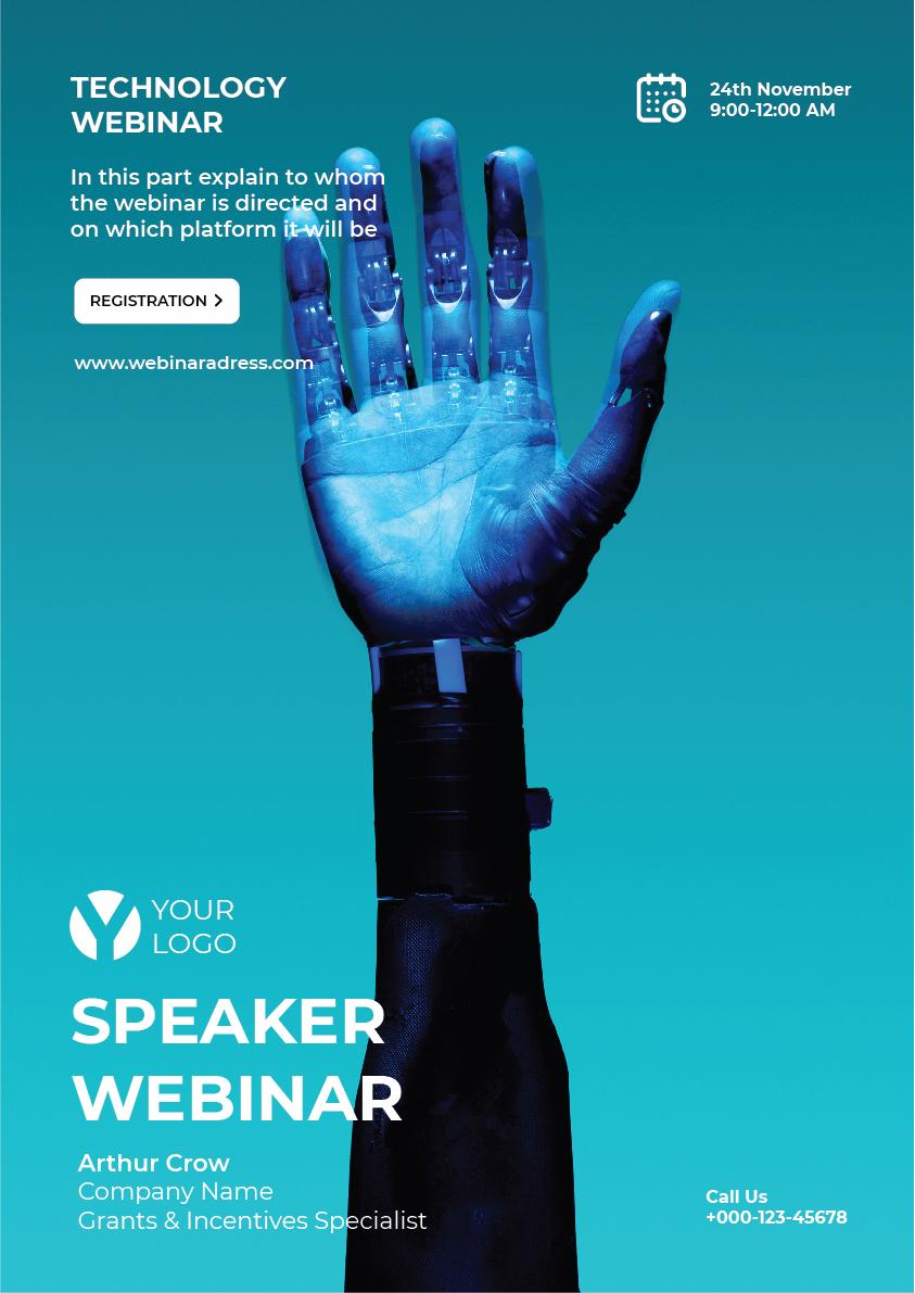 free poster technology webinar 01