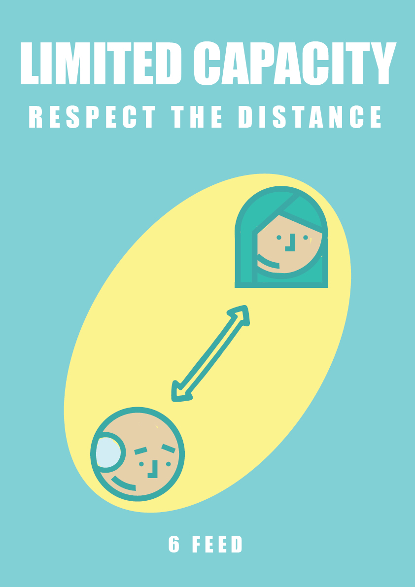 limited capacity respect the distance 2