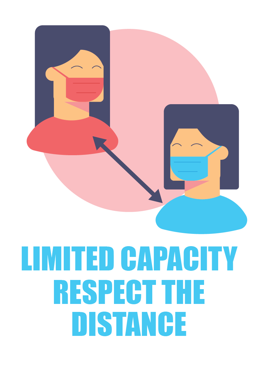limited capacity respect the distance 4