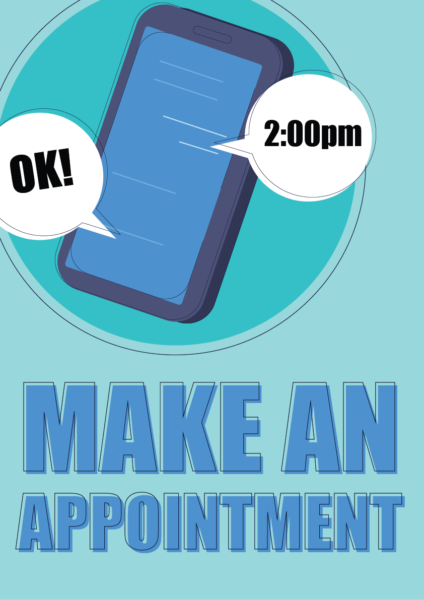 make an appointment 2