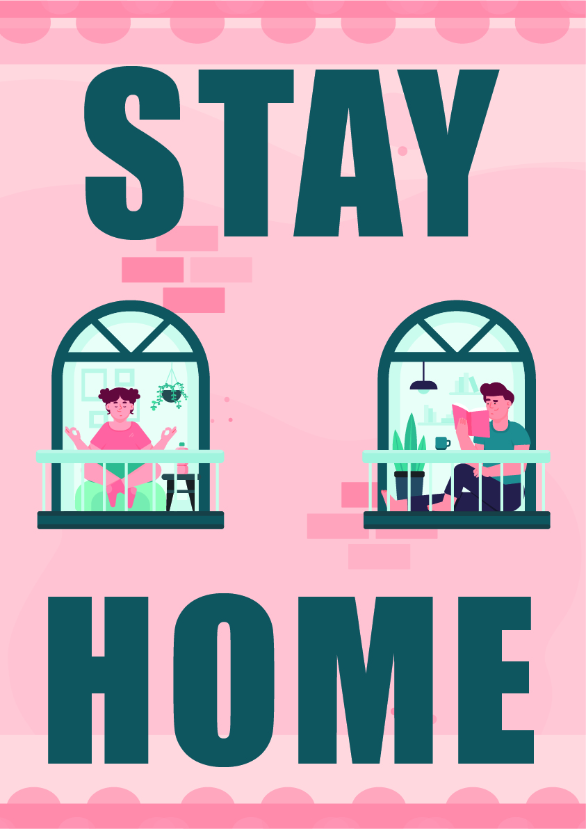 stay home 4