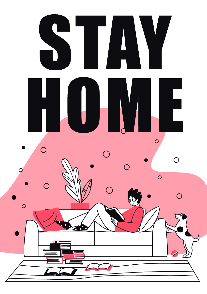 stay home 5